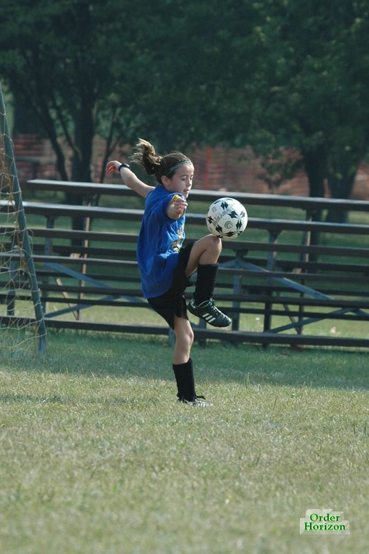 Mara combines tai-chi with soccer