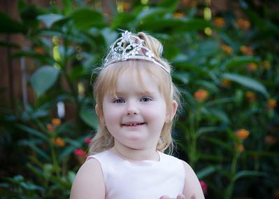 Courtney Age 3