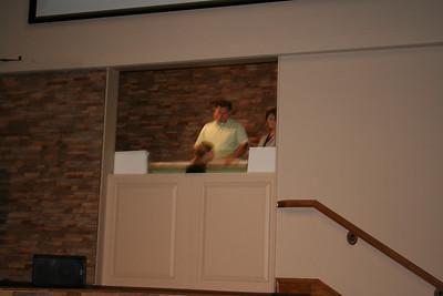 Courtneys Baptism - November 2012
