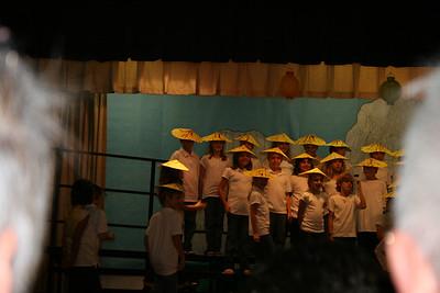 Courtney's School Choir - October 2011