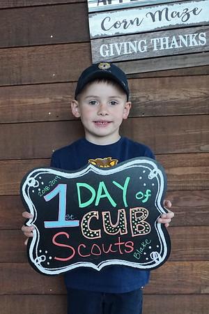 Cub Scouts 2018-2019