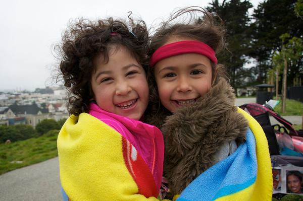 Cyane and Freya