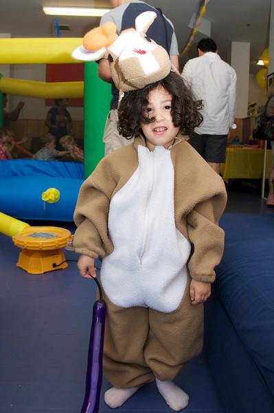 Cyane the reindeer!