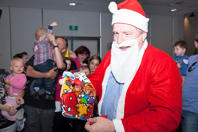 DAFF Children's Christmas Party 2012