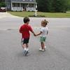 Joey-Madi-holding-hands-7-24-06