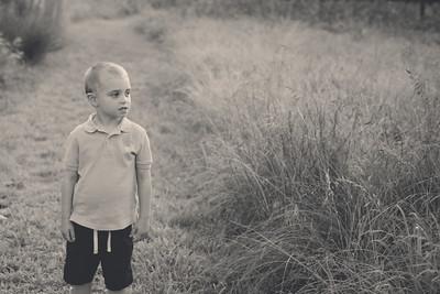 Damon turns 4