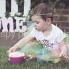 Dana Leigh- 1 year :