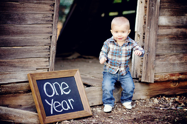 Dane is One!