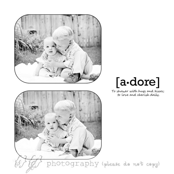 Adore Collage D&A
