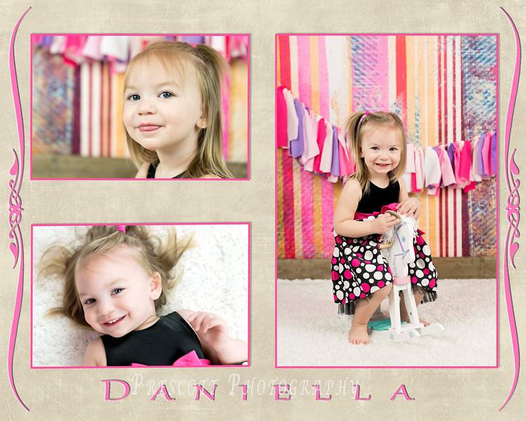 Daniella 2 8x10