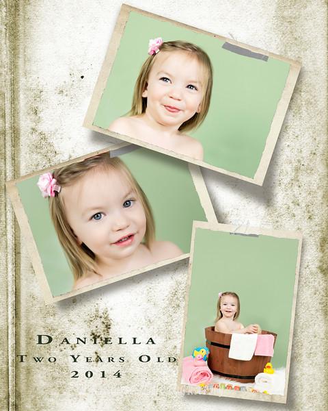 Daniella 8x10