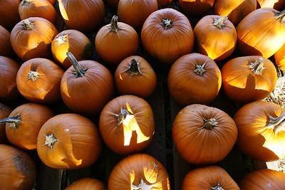 David's first Halloween