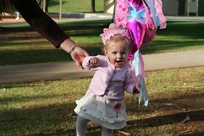 Daylee's First Birthday 12/10/06