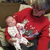 Austin with Grandma Jean.