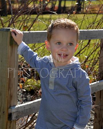Declan - 3 year photos