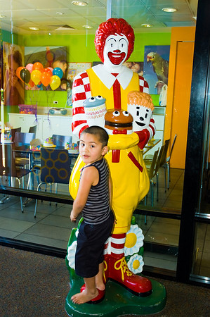 Declan's 5th Birthday