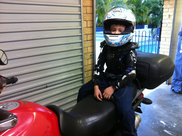 Declan Bday Ride 1