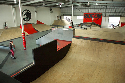 Ride On Indoor X Park