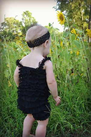 Delaney & Sunflowers