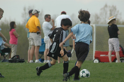 Devin Baseball Soccer 2009
