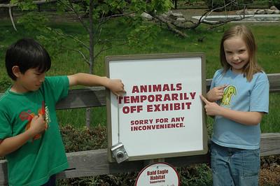 Devin Class Trip Detroit Zoo 2009