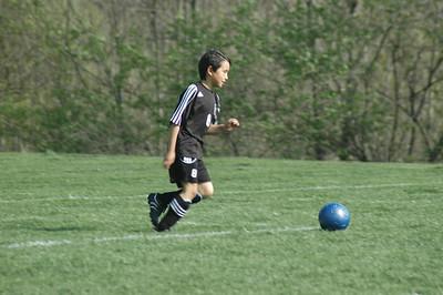 Devin Soccer II 2009