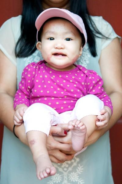 Devynn Gianna | 8 Months Old