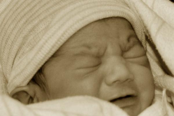 Dharmesh baby pic (01/11/2010)