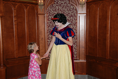 Disneyland, August 2014