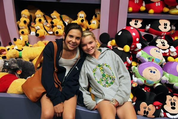 Disneyland July 2010