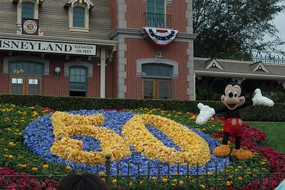 Disneyland, June 12, 2005