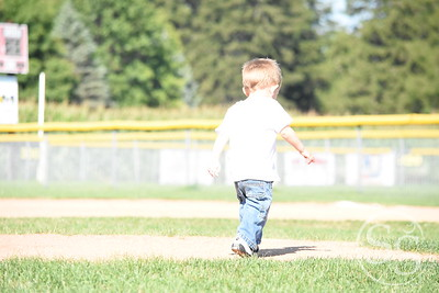 Dominick Baseball Diamond