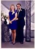Mom & Dad chaperoning San Jose High prom