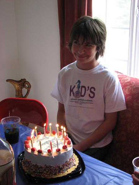 2010/05 - Drew's Moutain Bike Birthday Party