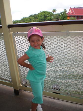 Disney World Vacation 2010