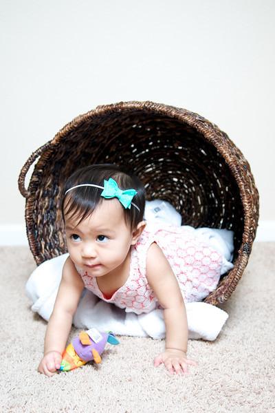 Dylann 10.5 months