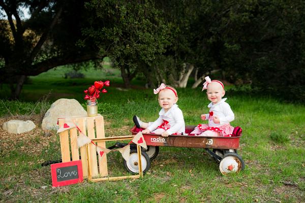 E & E Valentine mini