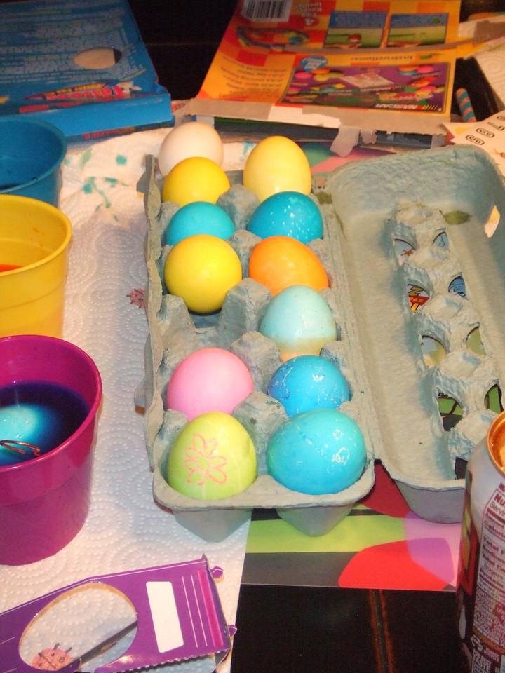 Lookin' good! Easter 2009