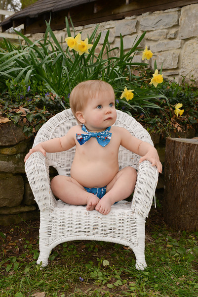 Easton's One Year Session