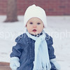 Edy- 6 months & Family Snow :