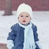Edy- 6 months & Family Snow :