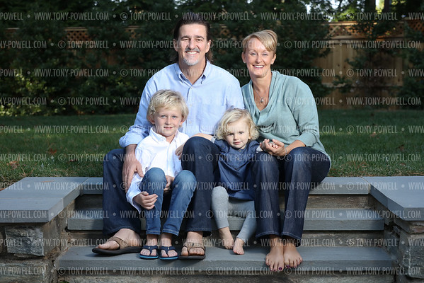 Ehrgood Nikitine Family Portraits