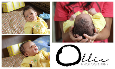 Ollie Photography Logos