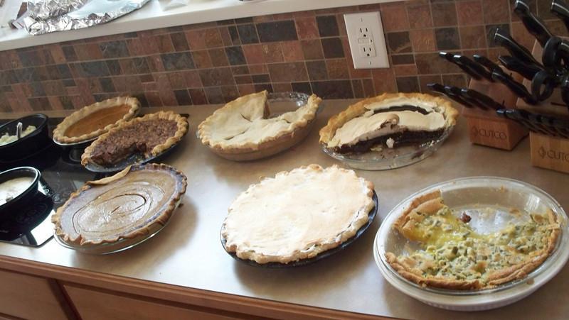 Mmmm.  Pie