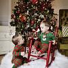 Eli & Braxton- Christmas 2013 :