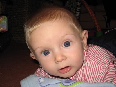 Elijah 5 Months