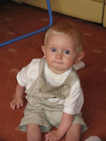 Elijah 6 & 7 Months