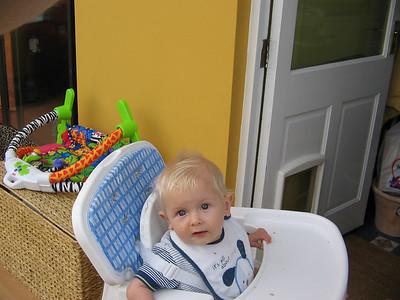Elijah 8 Months