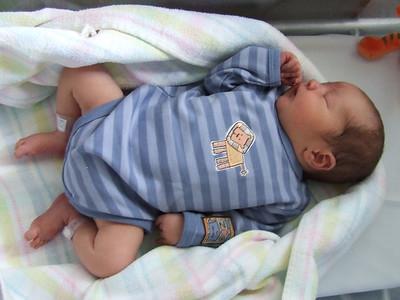 Elijah is Born