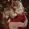 Ella Kate & Allie Grace- Christmas 2011 :